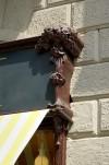 Dobhran, abbigliamento, particolare esterno, Fotografia di Marco Corongi, 2001 ©Politecnico di Torino