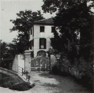 Villa Campora, già Vigna Capello