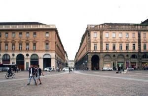 Piazza San Carlo. Fotografia di Nicole Mulassano 2015