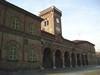 Ex Arsenale Militare, ex Caserma Cavalli, sede della Scuola Holden