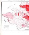 Comuni della provincia di Torino. Rapporto tra la popolazione residente e quella affluita per sfollamento. Annuario statistico per l'anno 1943 (prima parte). © Città di Torino