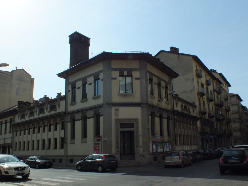 Bagni municipali, via Dego - MuseoTorino