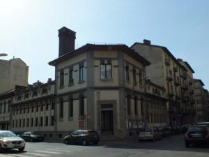 Bagni municipali, via Dego