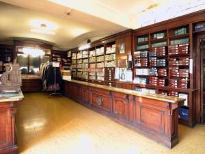 Negro - Ditta Gianduja, interno, Fotografia di Marco Corongi, 2003 ©Politecnico di Torino