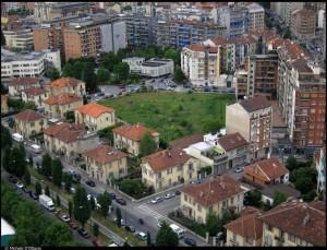 Società anonima cooperativa case economiche ferrovieri, 3 isolati fra i corsi Racconigi, Rosselli e via Lussimpiccolo