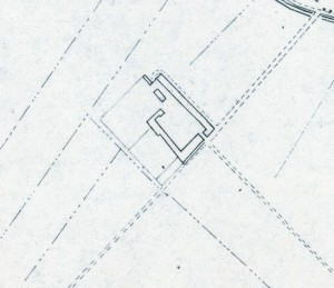 Cascina Il Tarino. Istituto Geografico Militare, Pianta di Torino, 1974. © Archivio Storico della Città di Torino