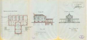 «Cappella e locale per le Suore».© Archivio Storico della Città di Torino