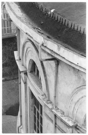 Particolare della Rotonda, s.d. (ASCT, Archivio fotografico, fondo CRDC FT 14D10_117) © Archivio Storico della città di Torino
