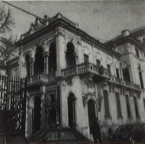 In origine casa Vitale, palazzina Biscaretti di Ruffia