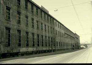 Ex stabilimento Michelin Torino Dora