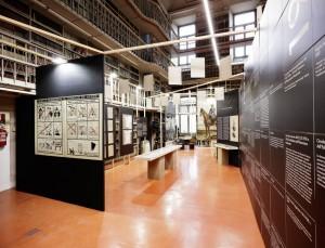 Palazzo dell'Università, mostra Scienza e vergogna, 2018 © UniTo