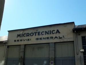Stabilimento La Microtecnica