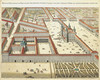 Veduta dell'Accademia Reale dal Theatrum Sabaudiae, I, tavola 13. © Archivio Storico della Città di Torino