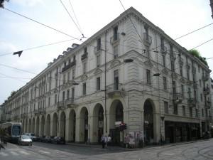 Edificio a uso abitazione, negozi e uffici, già Accademia di Medicina