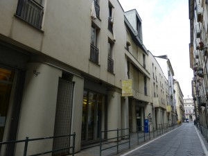Edificio ad uso abitazione e uffici pubblici Via Palazzo di Città 11