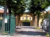L'ingresso della villa. Fotografia L&M, 2011.