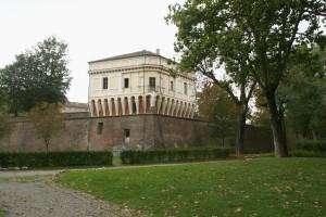 Bastione di San Maurizio e resti del fronte bastionato