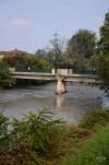Ponte della Cascina Marchesa.  Fotografia di Manuela Agostinetti, 2012.