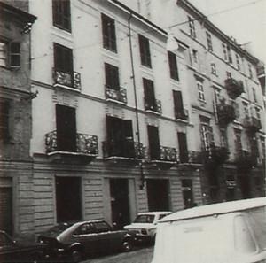 Casa di abitazione civile - Via Buniva 12