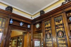 Regia Farmacia XX Settembre, interno, 2017 © Archivio Storico della Città di Torino