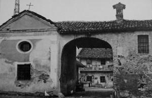 Cascina Mineur, 1972 © Archivio Storico della Città di Torino