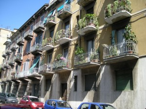 Edificio di civile abitazione in via Valprato 30