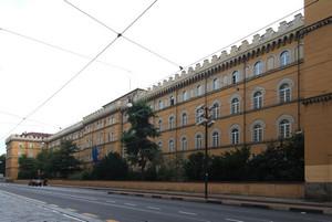 Caserma Cernaia. Fotografia di Fabrizia Di Rovasenda, 2010. © MuseoTorino
