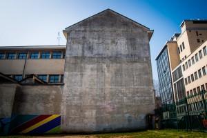 Edificio in via Bologna 77 © Alice Massano