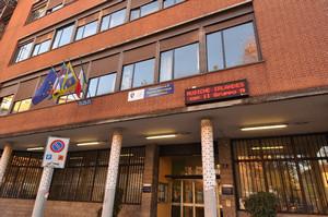 La sede del Centro Civico della Circoscrizione 6. Fotografia di Mauro Raffini, 2010. © MuseoTorino.