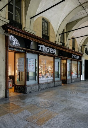 Tiger, accessori, ex Cicogna, bar-pasticceria
