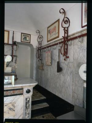 Ex Macelleria Curletti, interno (part.), 1998 © Regione Piemonte
