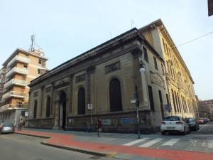 Dipartimento di Lingue e Letterature Straniere e Culture Moderne, già Istituto Offidani, poi Scuole Tecniche Operaie San Carlo