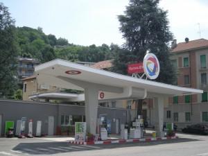 Distributore di carburante in corso Moncalieri 285