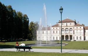 Tesoriera, il parco e la villa settecentesca. Archivio Circoscrizione 4.