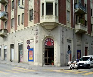 L'attuale cinematografo Arco, un tempo Dora. Fotografia di Carlo Pigato, ottobre 2010.