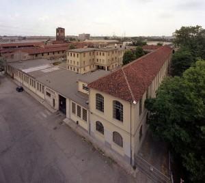 Lo stabilimento industriale della Ditta Aurora. © Aurora s.r.l