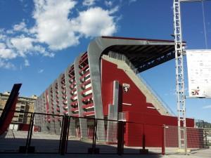 Stadio Filadelfia. Fotografia di Clara Soffietti, 2017©MuseoTorino