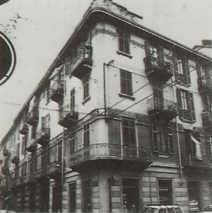 Edificio di civile abitazione, costruzione da cooperativa - Via Leinì, Via Sesia