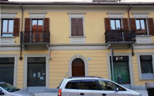 Edificio commerciale, già Gruppo rionale dell'Associazione Nazionale Combattenti (Anc) Monte San Michele
