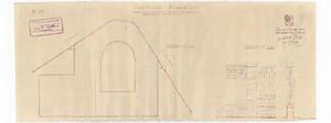 Progetto inferriata di Giovanni Chevalley, 1913.  © Archivio Storico della Città di Torino