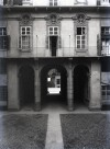 Cortile del ghetto ebraico. © Fondazione Torino Musei - Archivio fotografico