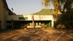 Cascina La Marchesa, già La Florita, attualmente biblioteca civica. Fotografia di Edoardo Vigo, 2012.