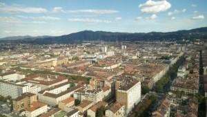 Veduta di Torino. Fotografia di Claudio Petiti, 2017