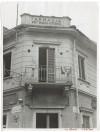 Via Luigi Cibrario angolo Via Medail. Farmacia dell'Ospedale Maria Vittoria. Effetti prodotti dai bombardamenti del 4-5 dicembre 1940. UPA 0911D_9A01-50. © Archivio Storico della Città di Torino