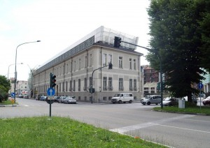 Ex Venchi Unica, uffici comunali. Fotografia di Farancesca Talamini, 2015