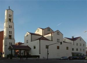 Chiesa di San Leonardo Murialdo