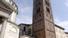 Il campanile di Sant'Andrea presso il Santuario della Consolata (2). Fotografia di Plinio Martelli, 2010. © MuseoTorino.