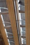 L'interno delle Officine di manutenzione per l'Azienda Torinese Trasporti oggi. ©DAVID VICARIO/PIER LUIGINERVIPROJECT