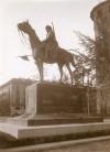 Pietro Canonica, Monumento ai Cavalieri d'Italia, 1923. Fotografia di Mario Gabinio, 8 novembre 1923. © Fondazione Torino Musei.