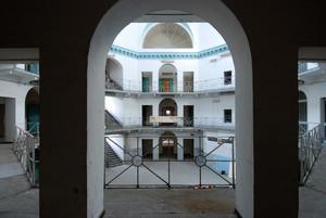 Carceri Le Nuove. Fotografia di Bruna Biamino, 2010. © MuseoTorino